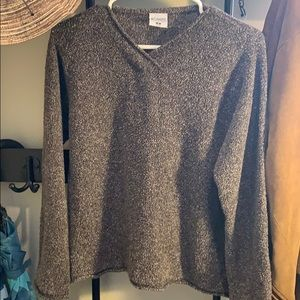 Columbia sweater brown M VGUC